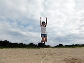 我在綠島天氣晴Day2:YO跳好高~
