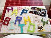 100516十元生日:我親手做的卡片~封面