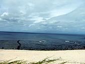 我在綠島天氣晴Day2:碧海藍天還有白沙~