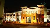 新竹市街景:夜晚的新竹市政府