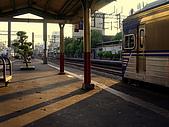新竹市街景:新竹站月台