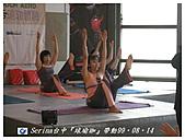 台中『球瑜珈』溫馨帶動回憶990814:IMG_5490.JPG