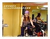 于老師要騎【鐵馬】教課囉VS健身房飛輪朋友080527上傳:前金牌飛輪教室