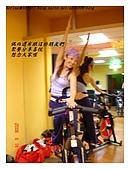 于老師要騎【鐵馬】教課囉VS健身房飛輪朋友080527上傳:偶而敘舊 溫情滿人間