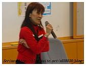 台中朝陽科技大學演講:講到體適能這個行業真的很棒