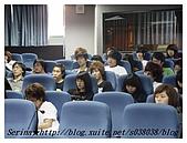 台中朝陽科技大學演講:可能有點累了吧