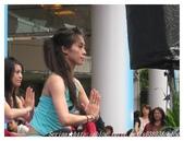 2008Touch Aero舞動時尚窈窕派對Part 2.:觀眾佇足欣賞掌聲不斷