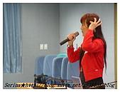 台中朝陽科技大學演講:喔!講到PT個人訓練師啦