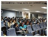 台中朝陽科技大學演講:同學有認真聽吧