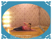于文蕙正聲廣播電台空中運動教室【第225集】-側臥纖腰運動。:3.側臥纖腰運動.