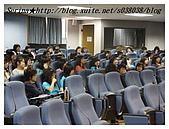 台中朝陽科技大學演講:還沒開始打瞌睡喔