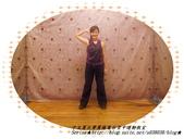于文蕙正聲廣播電台空中運動教室【第222集】-啞鈴(寶特瓶)側腰X曲線運動。:3.啞鈴(寶特瓶)側腰X曲線運動。