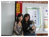 三重穀保家商演講照片分享080521:與氣質美女老師合照之三