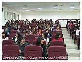 新竹中國科技大學演講分享:同學看哪邊哩?