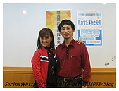 台中朝陽科技大學演講:鄧教授本人挺帥的哩