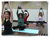 搏感情的正聲聽友瑜珈班(第一期):上課很開心吧