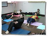 搏感情的正聲聽友瑜珈班(第一期):這是一定要加強練習的啦