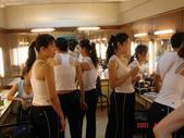 舞動瑜珈提斯團隊錄影後台幕後花絮:熱鬧的後台