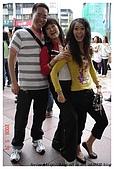 2008Touch Aero舞動窈窕派對Part 3.:有人吃醋捏我大腿啦~~好痛喔~~