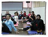 搏感情的正聲聽友瑜珈班(第一期):看看他們多可愛呀