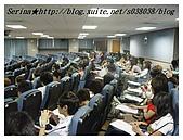 台中朝陽科技大學演講:這班的同學真的很認真在聽喔