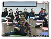 搏感情的正聲聽友瑜珈班(第一期):不要太緊張啦