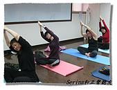 搏感情的正聲聽友瑜珈班(第一期):再加把勁喔