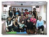 搏感情的正聲聽友瑜珈班(第一期):愉快的星期五~有人曠課喔~