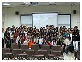 新竹中國科技大學演講分享:演講後與同學們合照