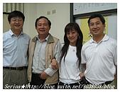 新竹中國科技大學演講分享:老師們比較嚴肅耶
