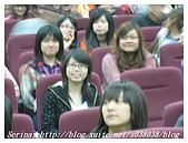 新竹中國科技大學演講分享:表情各不一