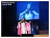漢儒溫馨夜~把愛唱出來:實力派唱將許景淳小姐的驚人魅力真不是蓋的喔~