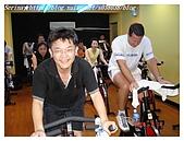 于老師要騎【鐵馬】教課囉VS健身房飛輪朋友080527上傳:拼命三郎英雄漢