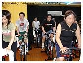 于老師要騎【鐵馬】教課囉VS健身房飛輪朋友080527上傳:都是飛輪高手喔