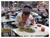 台北師大路最正港的【正宗客家魷魚羹】:隔壁中華電信小帥哥拍的