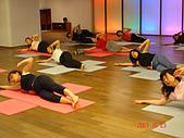 健身房同樂篇:球瑜珈