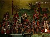東港朝隆聖堂正氣聖將館:聖 將 神 龕