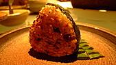 牡丹園日本料理&BELLAVITA:鮭魚烤飯團.jpg