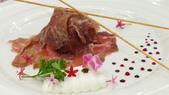 福里安花神咖啡館:福里安花神咖啡館-義式生牛肉.JPG