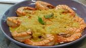 Nara Thai Cuisine:Nara Thai Cuisine-黃咖哩炸蝦.JPG