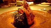 牡丹園日本料理&BELLAVITA:黑胡麻豆腐茶巾揚.jpg