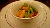 2011-大年初一 陽明山踏青&天成飯店晚宴:蘆筍蟹腿肉.jpg