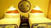 香港迪士尼好萊塢酒店:香港迪士尼好萊塢酒店-豪華客房1.JPG