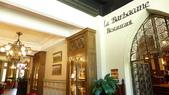 法國之旅-卡卡頌-土魯斯:卡卡頌-HOTEL DE LA CITE-La Barbacane米其林一星法式餐廳4.JPG
