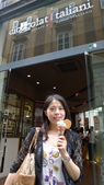 義大利之旅-米蘭-加達湖-維諾納:米蘭-知名冰淇淋店.JPG