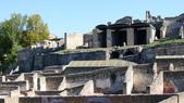 義大利之旅-羅馬GOLF PARCO DE'MEDICI喜來登 -龐貝古城-拿坡里-卡布里島:龐貝古城2.JPG
