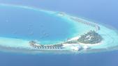馬爾地夫倫格里島康瑞德度假酒店(Conrad Maldives Rangali Island):水上飛機空拍-馬爾地夫康瑞德度假酒店-馬列本島5.JPG