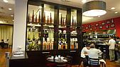 德國捷克奧地利之旅:1.萬豪酒店的餐廳.jpg