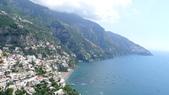 義大利之旅-卡布里島-藍洞-蘇連多-阿瑪菲海岸:阿瑪菲海岸-波西塔諾1.JPG