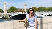 法國巴黎:法國巴黎-塞納河-亞歷山大三世橋1.JPG